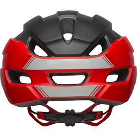 Bell Trace Kask, czarny/czerwony